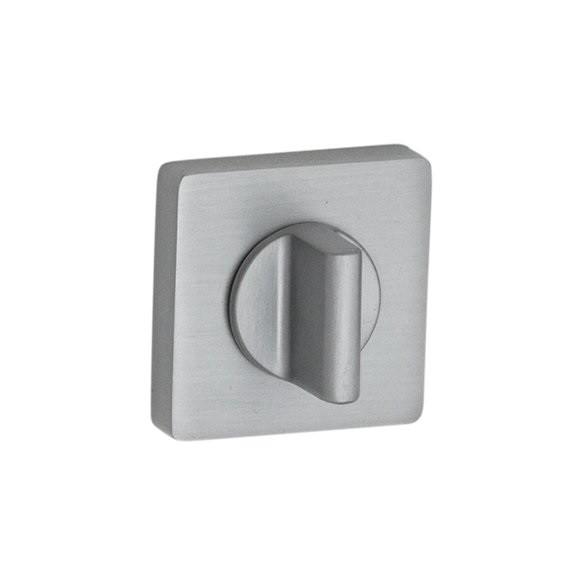 Дверные накладки SYSTEM (фиксатор в санузел WC) RO11 W6 CBM (матовый хром)