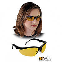 Очки защитные REIS KLONDIKE желтые