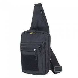 Сумка через плечо для скрытого ношения оружия Travel Extreme черная