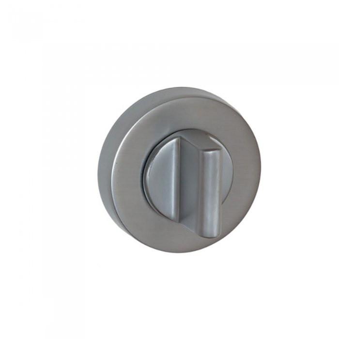 Дверные накладки SYSTEM (фиксатор в санузел WC) RO12 W6 CBM (матовый хром)