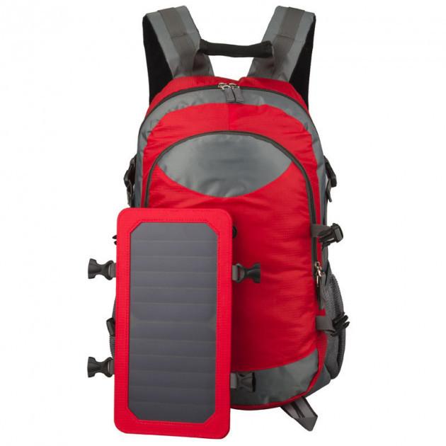 Рюкзак походный с солнечной панелью