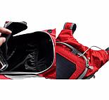 Рюкзак WEDO B017 Рюкзак с солнечной панелью, 6,5Вт, USB, Красный (SUN0422), фото 3