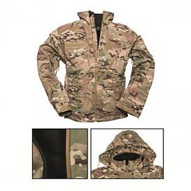 Куртка Mil-Tec SCU 14 Softshell Multicam
