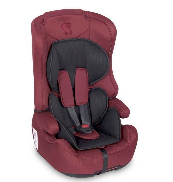 Автокрісло Lorelli Harmony Isofix, колір red&black