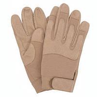 Перчатки армейские Mil-Tec койот
