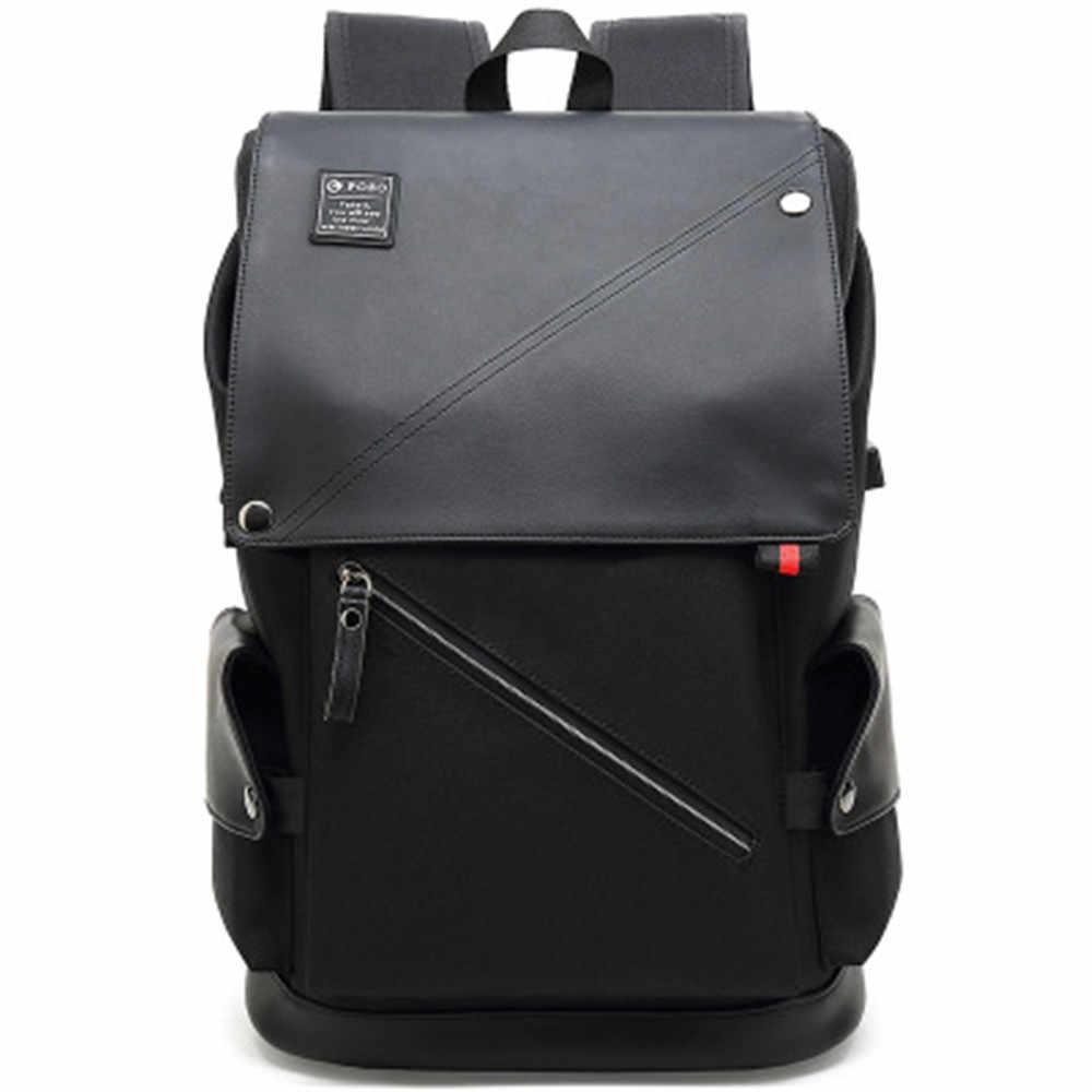 Рюкзак Poso (PS-681) Multi-functional travel Black