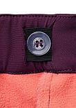 Демисезонные брюки для девочки Softshell Reima Idea 532188-4960. Размеры 128 - 164., фото 3