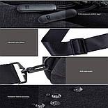 Рюкзак Xiaomi Chest Bag Gray, фото 4