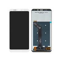 Дисплей XIAOMI Redmi 5 Plus с белым тачскрином