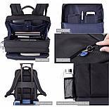 Рюкзак Xiaomi Classic Business Black, фото 5