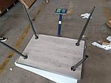 Стол TM-45 сивый 120х80 (бесплатная доставка), фото 5