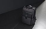 Рюкзак Xiaomi Commuting Removable Gray, фото 4