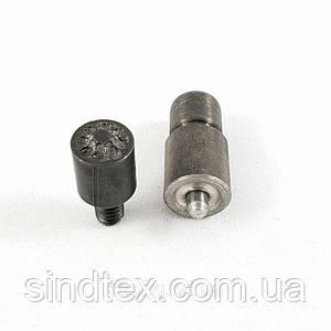 Для Блочки-Люверса №1 Резная (3мм) (СТРОНГ-0559)