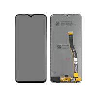 Дисплей SAMSUNG M205 Galaxy M20 (2019) с чёрным тачскрином