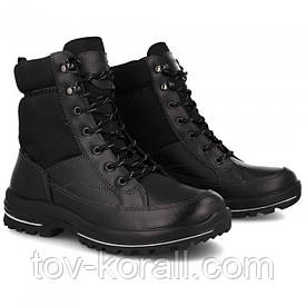 Ботинки зимние Forester Scandinavia Cordura 3435-11-27 черные