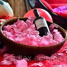 (100шт) Лепестки роз, искусственные Цена за упаковку Цвет - Малиновый с белым (сп7нг-0936), фото 2