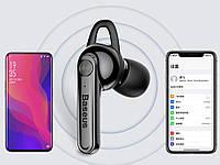 Bluetooth гарнитура Baseus  Белый