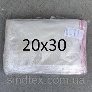 Пакет упаковочный с липкой лентой 20х30 (1000шт.) (ИР-013)