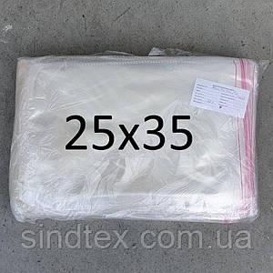 Пакет упаковочный с липкой лентой 25х35 (1000шт.) (ИР-014)