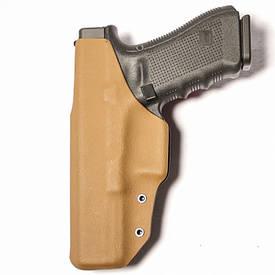 Кобура пластиковая поясная ATA Fantom Glock 17
