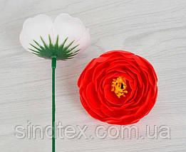 (10 ГРАММ30шт) Основа-зажим для цветочной серединки Ø25мм (зажим для тычинки) Цвет - на фото (сп7нг-0585), фото 2