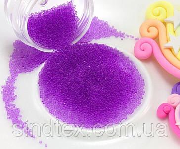 (Цена за 20 грамм) Микробисер (бульонки) присыпка (размер 0.6мм)  Цвет - (сп7нг-0274)