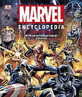 Книга Marvel Encyclopedia New Edition