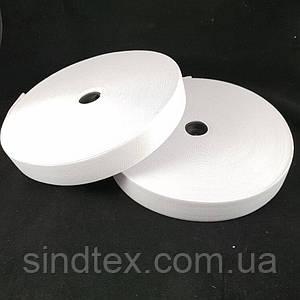 Резинка 10см Белая 25 ярдов (СТРОНГ-0524)