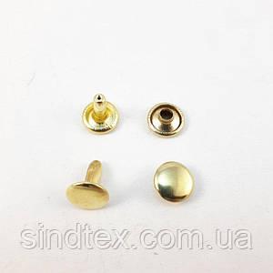 Холитен 12х12 Золото(1000шт.) (СТРОНГ-0182)
