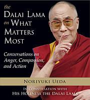 Книга The Dalai Lama on What Matters Most