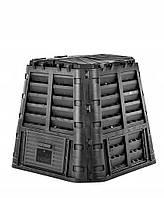 Пластиковый компостер ECOSMART-420 литров черный