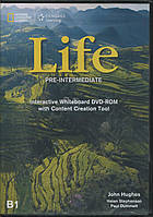 Книга Life Pre-intermediate Interactive Whiteboard CD-ROM