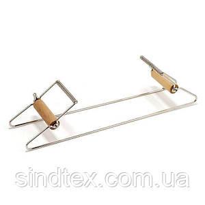 Станок (машинка) для бисероплетения деревянный (657-Л-0152)