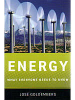 Книга Energy: What Everyone Needs to Know