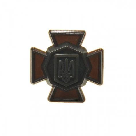 Эмблема национальной гвардии Украины (полевая, пластик), фото 2