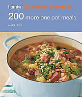 Книга 200 More One Pot Meals: Hamlyn All Colour Cookery