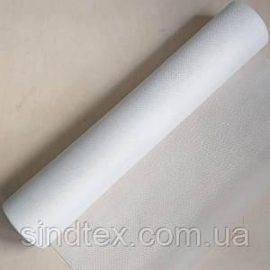 Канва капроновая, полотно для вышивания 48см×10м, белая (657-Л-0165)
