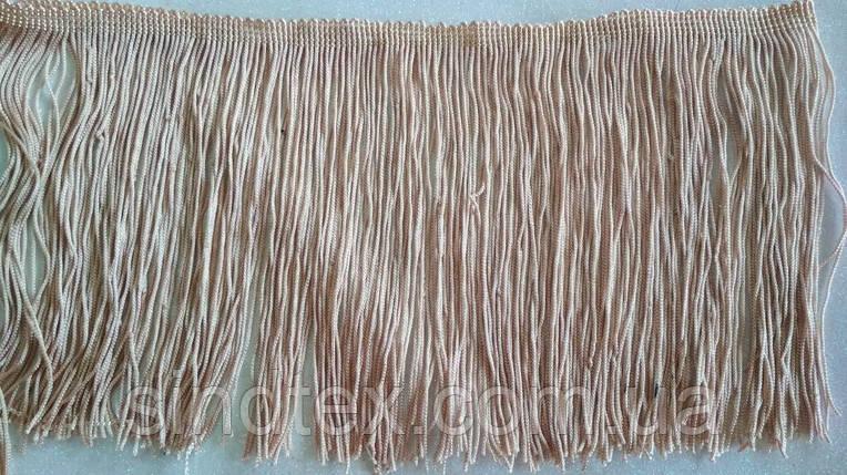 Бахрома для бальных платьев 14см х 10м  -03 (657-Л-0185), фото 2
