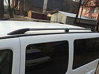РАСПРОДАЖА!!! Рейлинги серый металлик Fiat Doblo II 2005↗ гг.