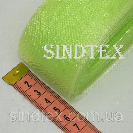 23м.Регилин (кринолин) 50мм (16-салат) (1-2118-Е-30), фото 2
