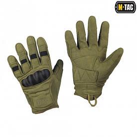 M-Tac перчатки Assault Tactical Mk.6 Olive