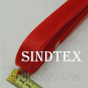 23м. Регилин (кринолин) 20мм (04-красный) (1-2118-Е-72)