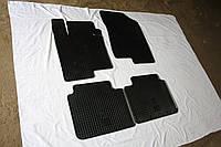 Резиновые коврики (4 шт, Stingray Premium) Kia Magentis 2006-2012 гг.