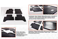 Резиновые коврики (4 шт, Stingray Premium) Lexus GX470
