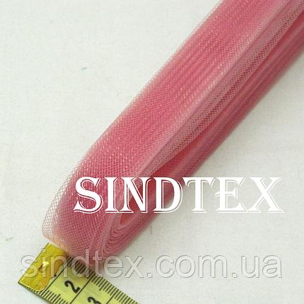 23м.Регилин (кринолин) 20мм (08-бледно-розовый) (1-2118-Е-78), фото 2