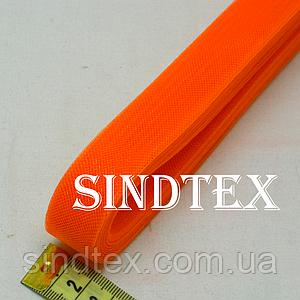 23м. Регилин (кринолин) 20мм (09-оранжевый) (1-2118-Е-80)