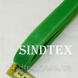 23м. Регилин (кринолин) 20мм (13-зеленый) (1-2118-Е-85)