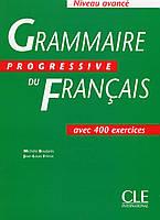 Книга Grammaire Progressive du Francais Niveau Avance