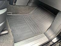 Резиновые коврики (4 шт, Stingray Premium) Range Rover III L322 2002-2012 гг.