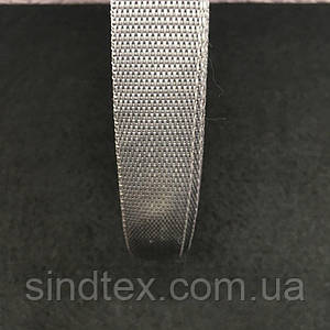 Стропа, цвет серый, ширина 2 см., длина 50 ярд. (653-Т-0012)